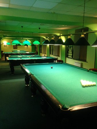 Billiard Bar Seliger