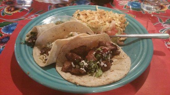 Penn Yan, Estado de Nueva York: smoked pork tacos