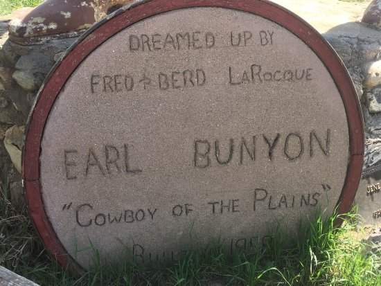 Earl Bunyan