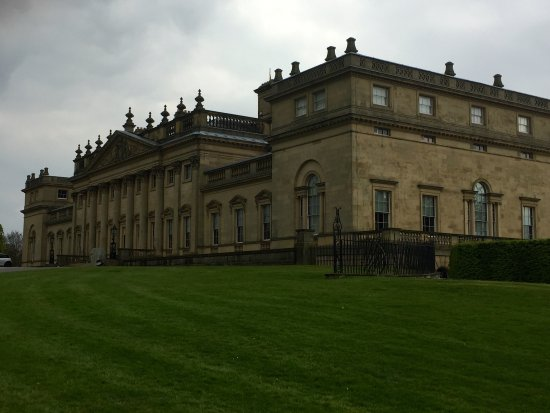 Harewood House - front