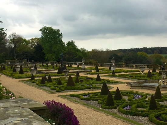 Harewood house formal gardens picture of harewood for Harewood house garden design