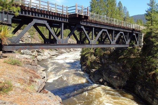 Rossland, Kanada: Trans Canada - Santa Rosa to Cascade