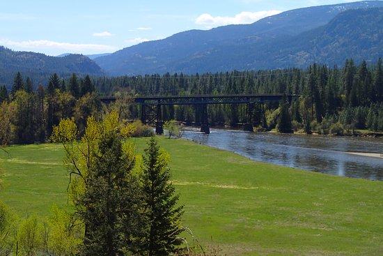 Rossland, Canadá: Trans Canada - Santa Rosa to Cascade