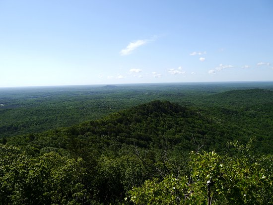 Kings Mountain, NC: From Pinnacle Poiint