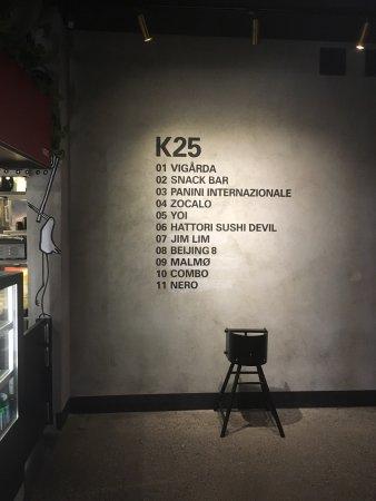Photo of Fast Food Restaurant K25 at 25 Kungsgatan, Stockholm 111 56, Sweden