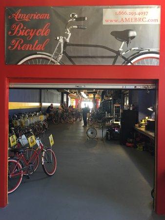 FreeWheelin' Bike Tours: 24 Hour Return Room