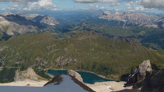 Rocca Pietore, อิตาลี: Verso il lago di Fedaia