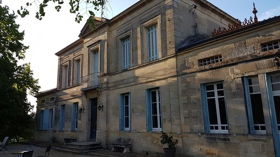 Gironde, Francia: External View - the accomodation is not here!