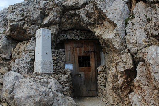 Rocca Pietore, إيطاليا: La Grande Guerra - Postazione militare