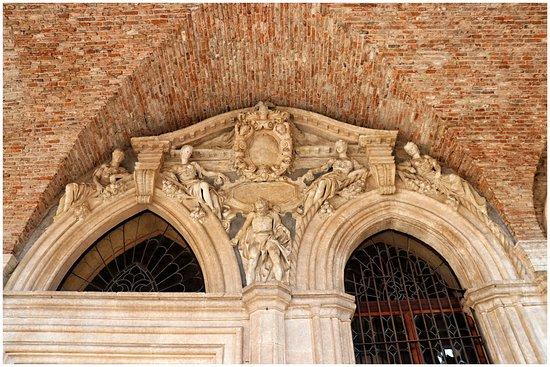 Basilica Palladiana : particolare