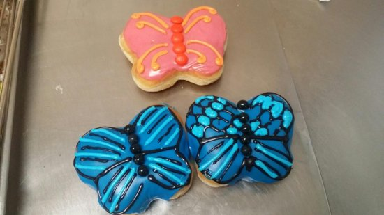 Newbury Park, Californië: Judy's Donuts