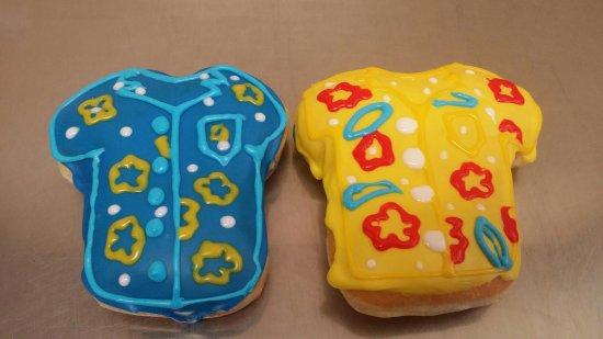 Newbury Park, Καλιφόρνια: Judy's Donuts