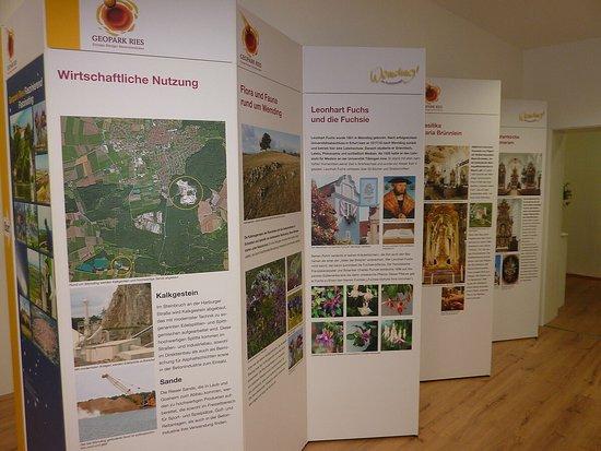 Geopark-Infostelle Wemding