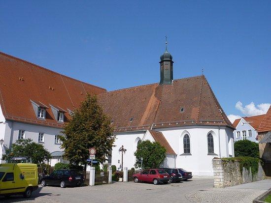 Wemding, เยอรมนี: Kath. Spitalkirche Maria Geburt