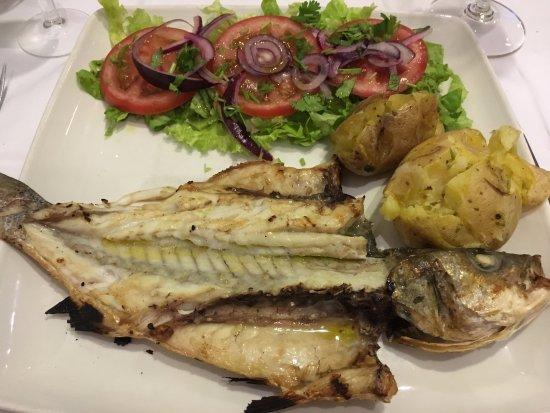 Poisson grill picture of jeronimo cabanas tripadvisor - Restaurant poisson grille paris ...
