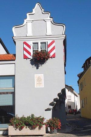 Wemding, เยอรมนี: Geburtshaus Leonhart Fuchs