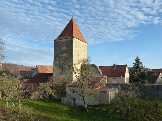 Wemding, เยอรมนี: Baronturm