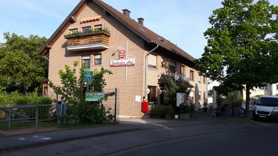 Bornheim, Tyskland: Hotel Restaurant Uedorfer Hof
