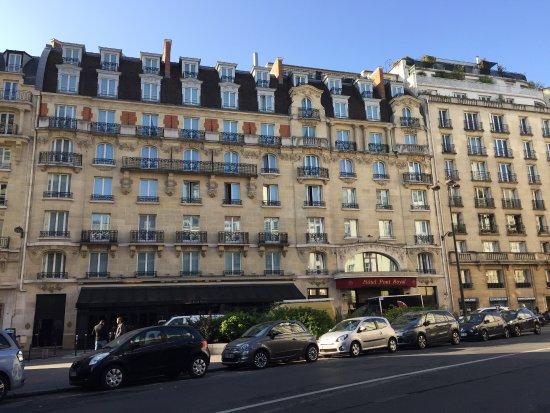 Hotel Pont Royal Paris Breakfast