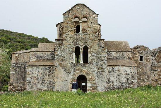 The 10th-century chapel of Agios Mamas, patron saint of shepherds ...