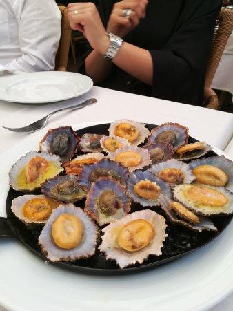 Taberna Ruel : Lapas do mais fresco e saborosas, degustadas na Madeira
