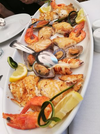 Taberna Ruel : Qualidade, sabor e fresqura dos peixes e mariscos, irrepreensivel.