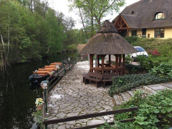 Wendisch Rietz, Niemcy: Fischhaus