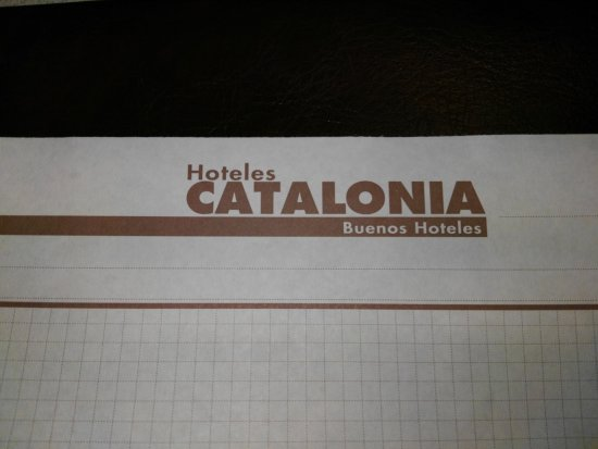Hotel Catalonia Brussels Photo