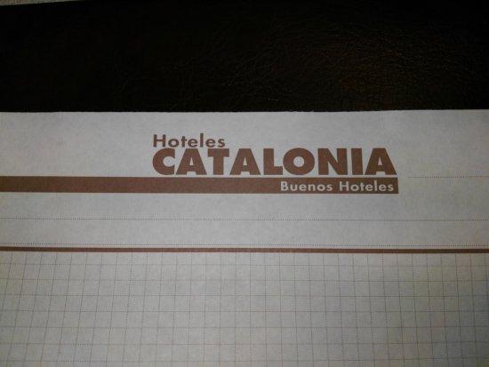 Hotel Catalonia Brussels Foto