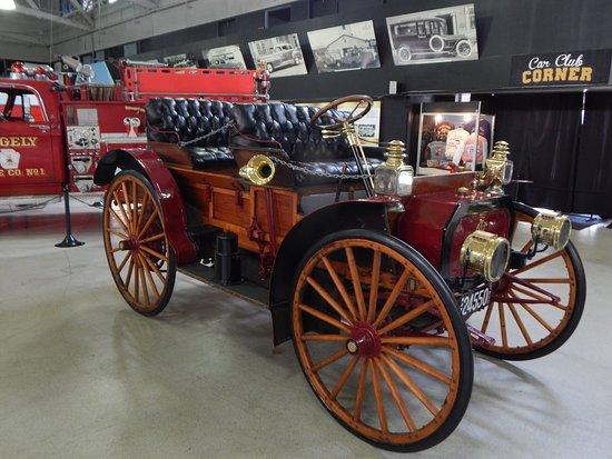San Diego Automotive Museum: Picture Of San Diego Automotive
