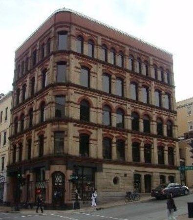 Captured Escape Rooms Barrington Street Halifax Nova Scotia