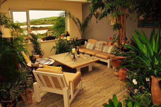 Ardagh Hotel & Restaurant: Sun Lounge