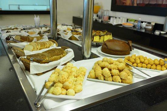 Ijui, RS: Buffet Café da Manha