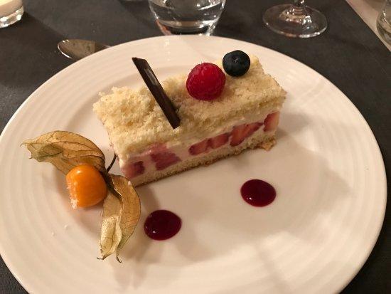 Laille, France: Excellent repas ! Nous reviendrons...