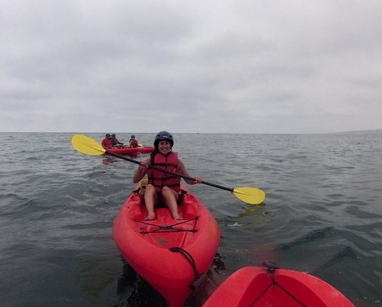May 4th La Jolla Caves Kayak Tour Picture Of Bike And