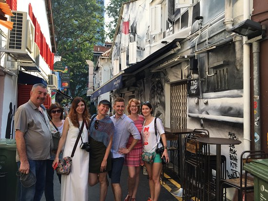 Indie Singapore Private Tours