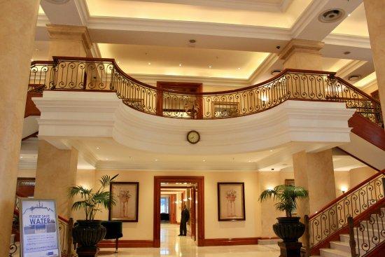 Southern Sun The Cullinan : Hotel lobby
