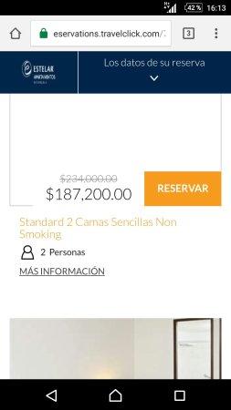Estelar Apartamentos Barranquilla: Screenshot_20170506-161307_large.jpg