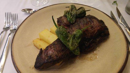Good size steak but tough picture of la buganvilla for La buganvilla zaragoza