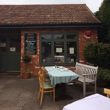 Langport, UK: Brown and Forrest Restaurant