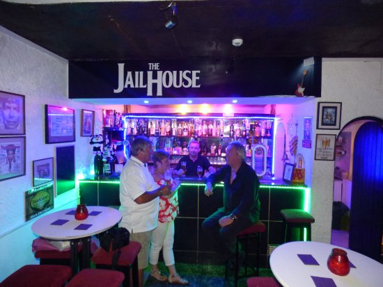 ‪The JailHouse Bar‬