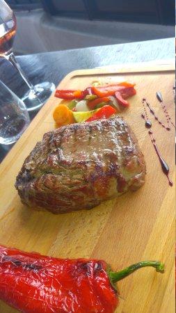 Tr s bonne adresse vue magnifique portions de viande gigantesques photo de restaurante - Portion de viande par personne ...