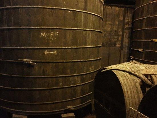 Martock, UK: Somerset Cider Brandy Company