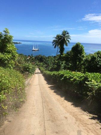 موريا, بولينيزيا الفرنسية: Moorea Tropical Garden