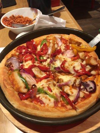 Pizza Hut Milton Keynes 216 Midsummer Arc Menu Prices