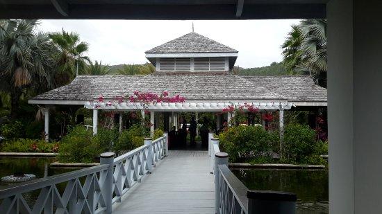 Carlisle Bay Antigua: Lobby