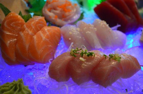 Pearl River, NY: Sashimi Dinner
