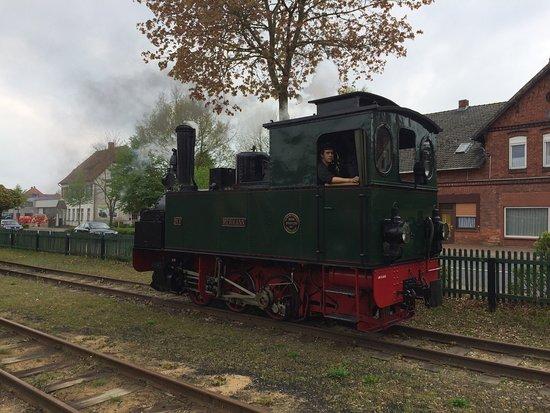 Bruchhausen-Vilsen, Deutschland: Museums - Eisenbahn