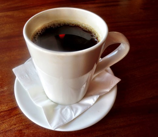 "Westborough, ماساتشوستس: Nice hot cup of ""joe"""