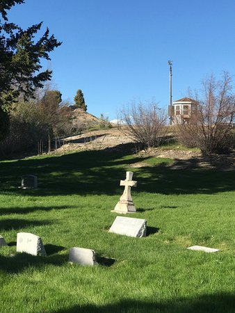 Soda Springs, ID: Fairview cemetery